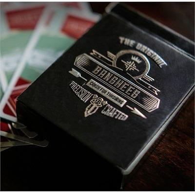 Banshees: Cards for Throwing - magic