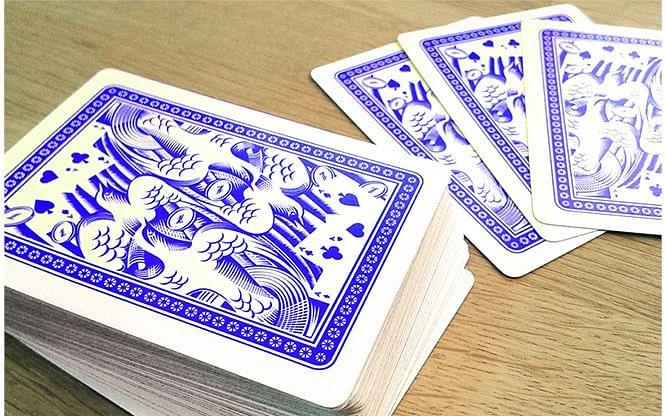 Barajas Magicas Serie Dorso Azul