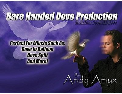 Barehanded Dove Production - magic