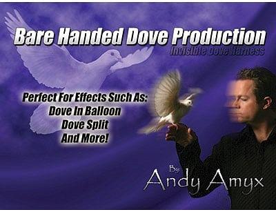 Barehanded Dove Production - magic