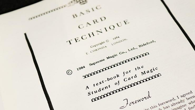 Basic Card Technique