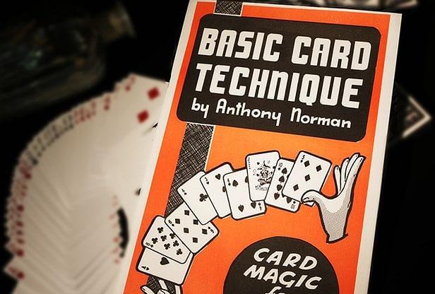 Basic Card Technique - magic
