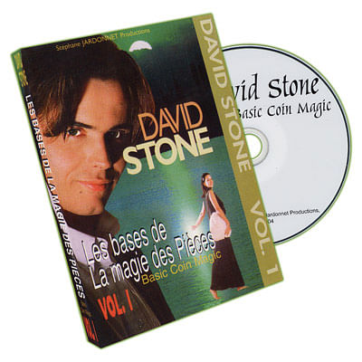 Basic Coin Magic - Volume 1 (David Stone) - magic