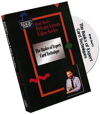 Basics Of Expert Card Techniques Volume1 - magic