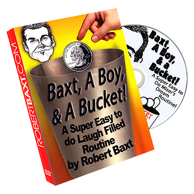 Baxt, a Boy & a Bucket  - magic