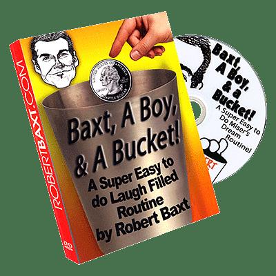 Baxt, a Boy & a Bucket  - magic