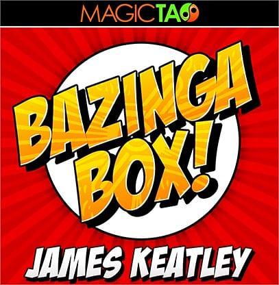 Bazinga Box - magic