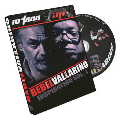 Bebel / Vallarino: Inspiration (Volumes 1 - 2) - magic