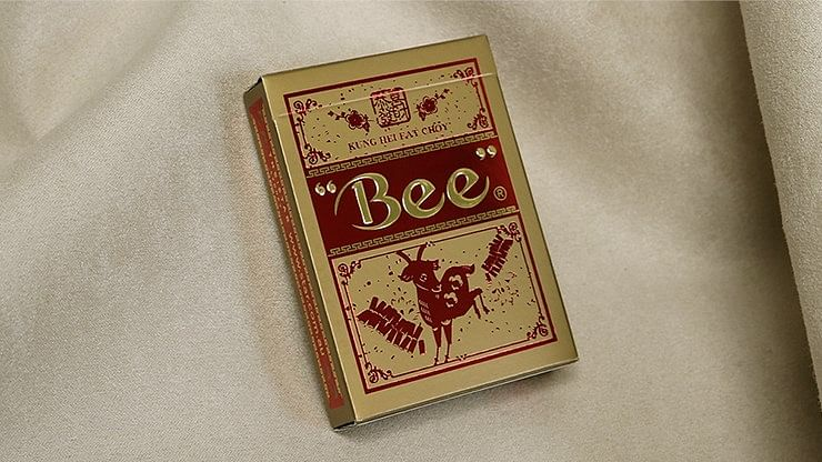Bee Year of the Sheep Deck  Playing Cards - magic