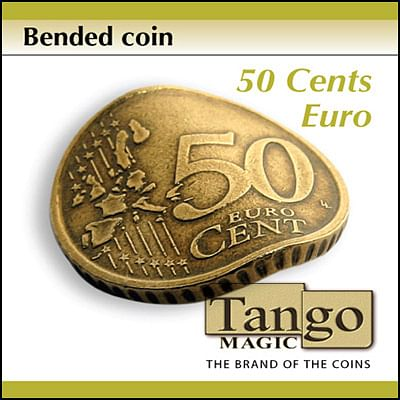 Bent Coin - 50 Euro Cents - magic