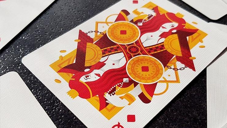 Betrayers Tenebra Playing Cards