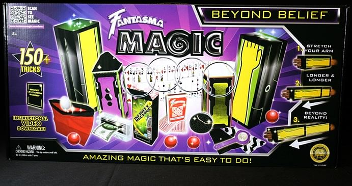 Beyond Belief Magic Set - magic