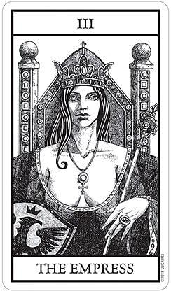 Bianco Nero  Tarot Cards
