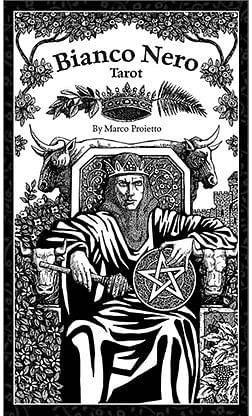 Bianco Nero  Tarot Cards - magic