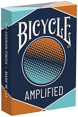 Bicycle Amplified Playing Cards - magic