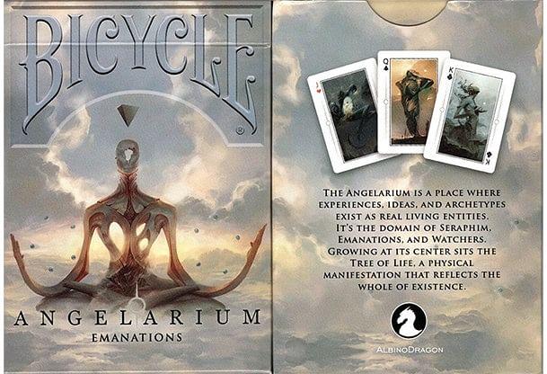 Bicycle Angelarium - Emanations - magic