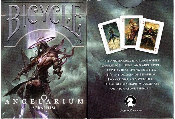 Bicycle Angelarium  - Seraphim - magic