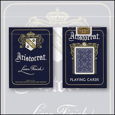 Aristocrat Playing Cards (Blue) - magic