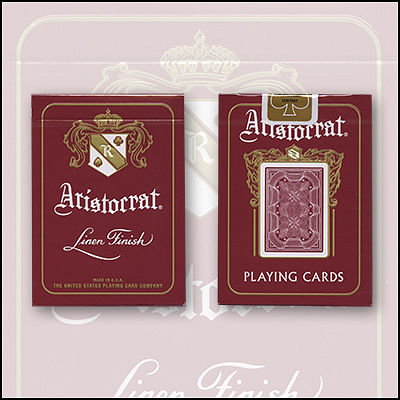 Aristocrat Playing Cards  - magic
