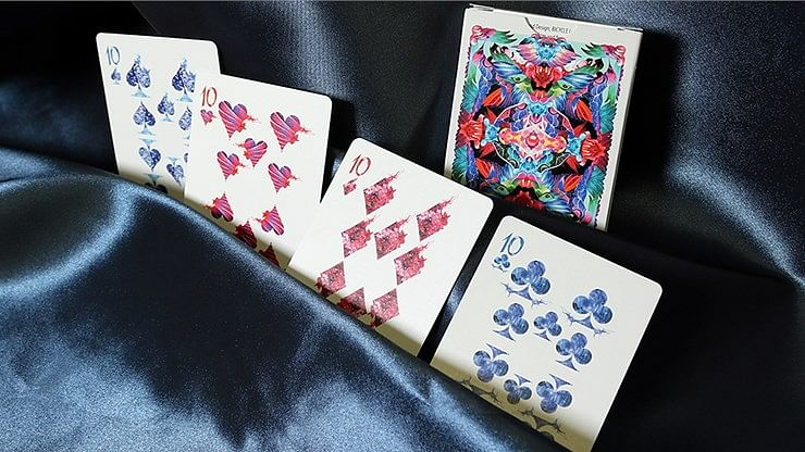 Bicycle Artist Playing Cards