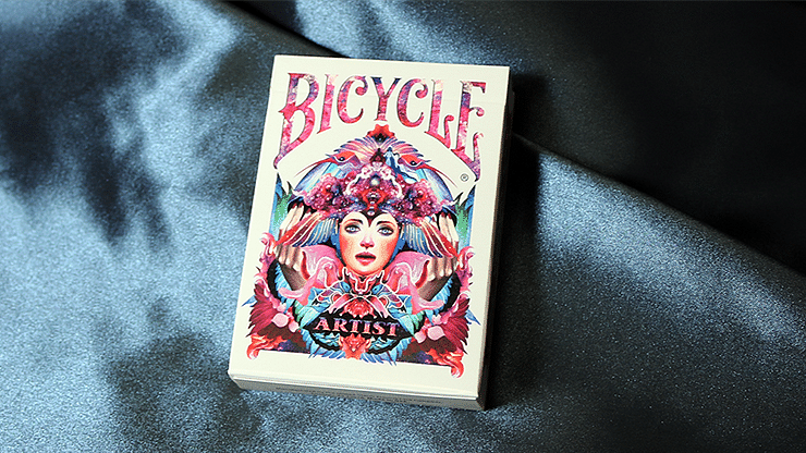 Bicycle Artist Playing Cards - magic