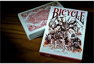 Bicycle Asura Red Deck - magic