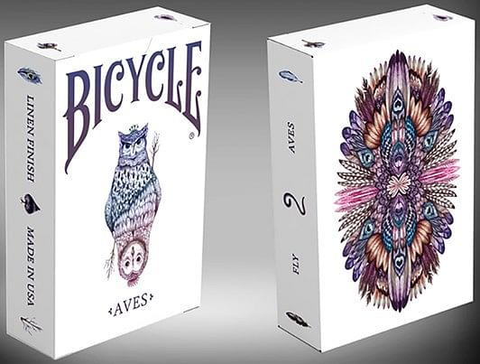 Bicycle Aves (Version 2) - magic