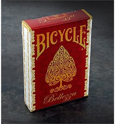 Bicycle Bellezza Playing Cards - magic