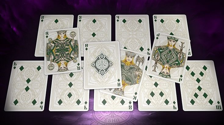 Bicycle Black Magic Playing Cards