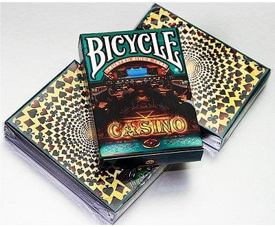 Bicycle Casino Playing Cards - magic