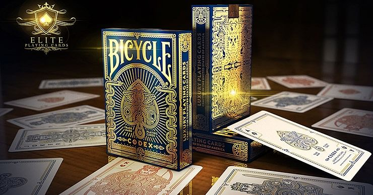 Bicycle Codex Playing Cards