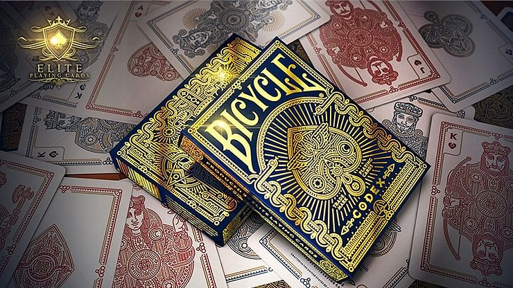 Bicycle Codex Playing Cards - magic