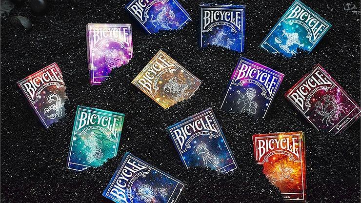Bicycle Constellation Series - Aquarius