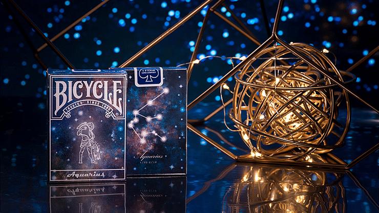 Bicycle Constellation Series - Aquarius - magic