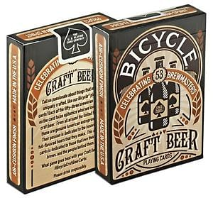 Bicycle Craft Beer Deck
