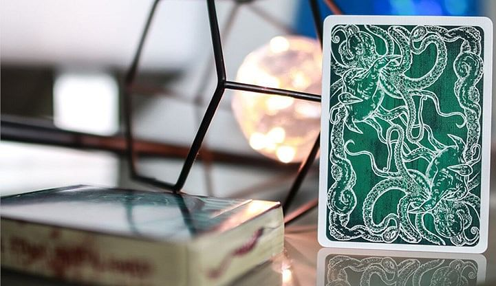 Bicycle Cthulhu Cardnomicon Playing Cards