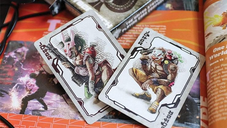 Bicycle Cybertech Playing Cards