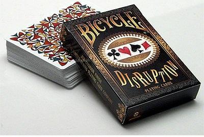 Bicycle Disruption Deck - magic