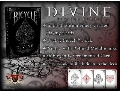 Bicycle Divine Playing Cards