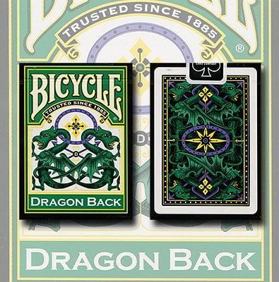 Bicycle Dragon Deck (Green) - magic