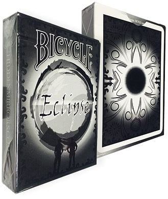 Bicycle Eclipse Deck - magic