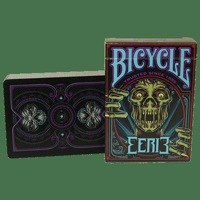 Bicycle Eerie Deck (Purple) - magic