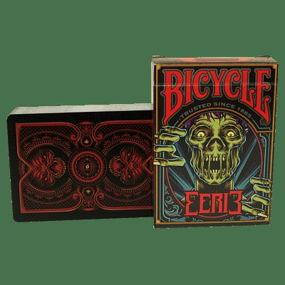 Bicycle Eerie Deck (Red) - magic