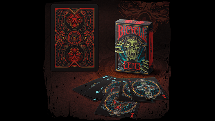 Bicycle Eerie  Playing Cards - magic
