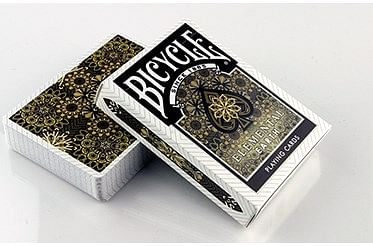 Bicycle Elemental Earth Collectable Playing Cards - magic
