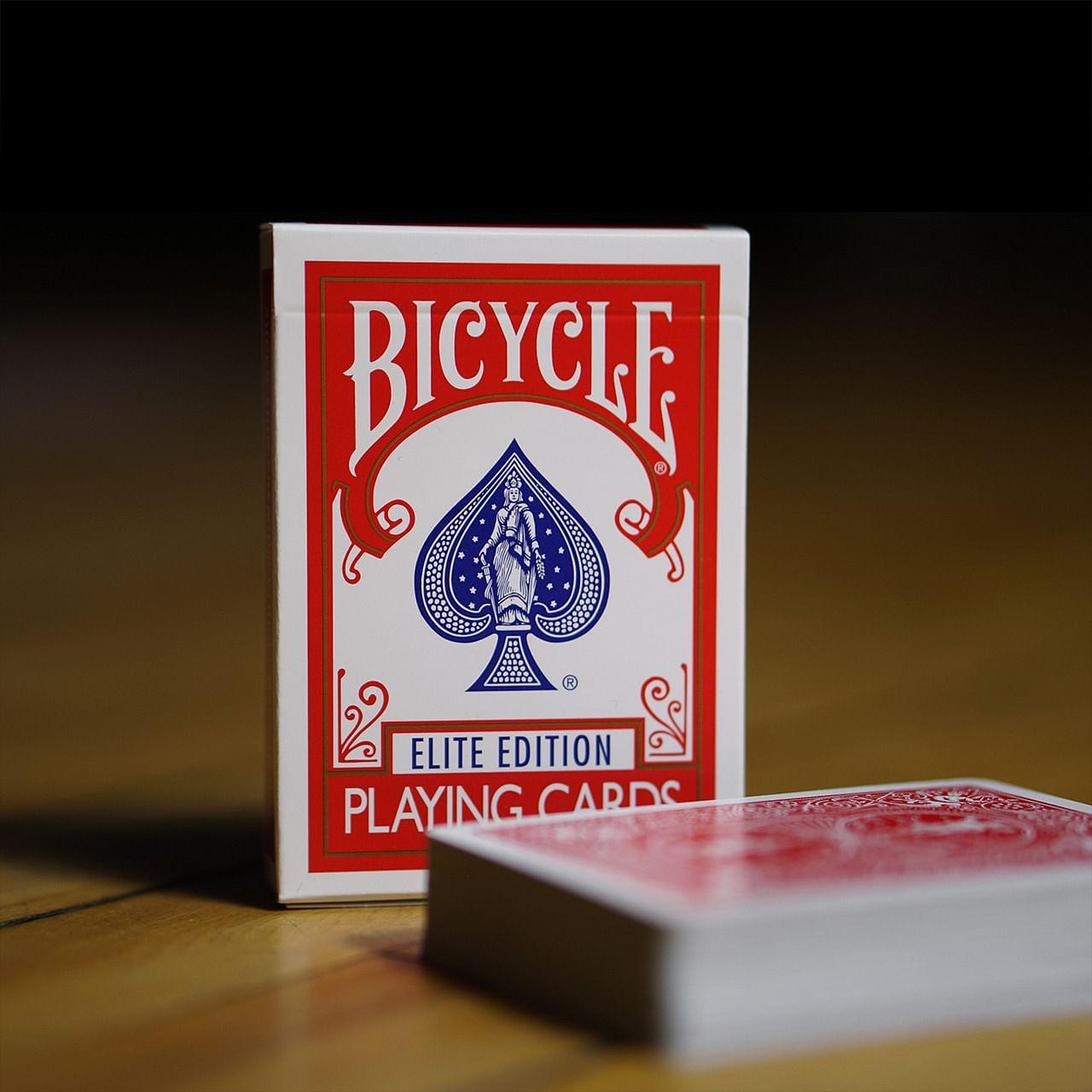 Bicycle Elite Edition - magic