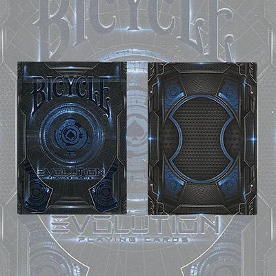Bicycle Evolution Deck (Blue) - magic