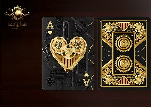 Bicycle Evolve Playing Cards (Standard Edition)