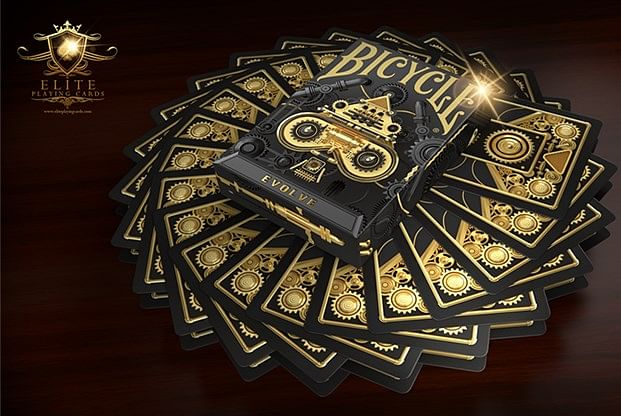 Bicycle Evolve Playing Cards (Standard Edition) - magic