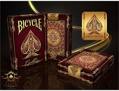 Bicycle Excellence Playing Cards - magic